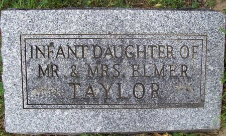 TAYLOR, INFANT DAUGHTER - Franklin County, Missouri | INFANT DAUGHTER TAYLOR - Missouri Gravestone Photos