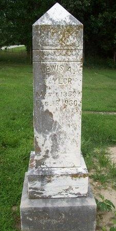 TAYLOR, LEWIS A. - Franklin County, Missouri | LEWIS A. TAYLOR - Missouri Gravestone Photos