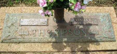 THOMPSON, ROY W. - Franklin County, Missouri | ROY W. THOMPSON - Missouri Gravestone Photos
