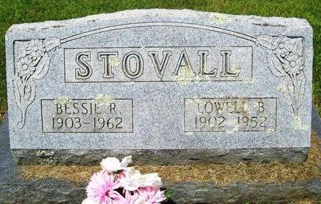 STOVALL, BESSIE R. - Gasconade County, Missouri | BESSIE R. STOVALL - Missouri Gravestone Photos