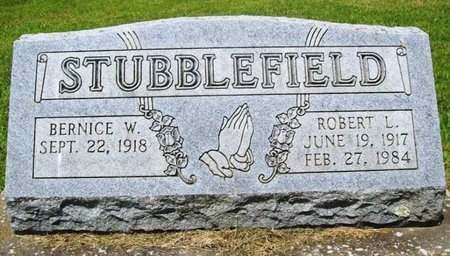 STUBBLEFIELD, ROBERT L. - Gasconade County, Missouri | ROBERT L. STUBBLEFIELD - Missouri Gravestone Photos