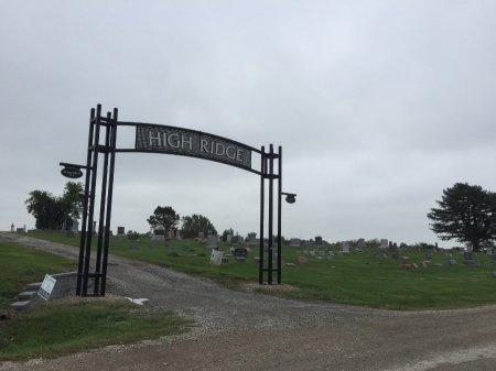 *, CEMETERY SIGN - Gentry County, Missouri   CEMETERY SIGN * - Missouri Gravestone Photos