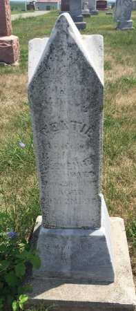 CLEVENGER, GERTIE BELLE - Gentry County, Missouri   GERTIE BELLE CLEVENGER - Missouri Gravestone Photos