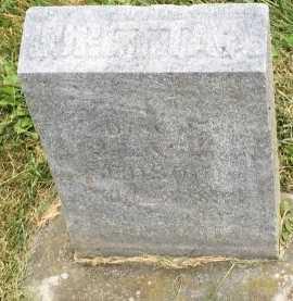 EDSON, LORETTA ANNA - Gentry County, Missouri   LORETTA ANNA EDSON - Missouri Gravestone Photos