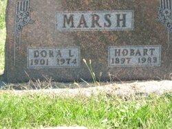 PITTSENBARGER MARSH, DORA LEE - Gentry County, Missouri | DORA LEE PITTSENBARGER MARSH - Missouri Gravestone Photos