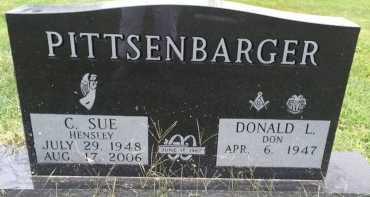 PITTSENBARGER, CORETTA SUE - Gentry County, Missouri   CORETTA SUE PITTSENBARGER - Missouri Gravestone Photos
