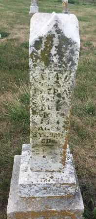 "PITTSENBARGER, EFFA DELL ""EFFIE"" - Gentry County, Missouri | EFFA DELL ""EFFIE"" PITTSENBARGER - Missouri Gravestone Photos"
