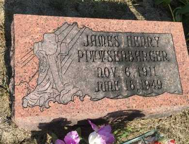 PITTSENBARGER, JAMES HENRY - Gentry County, Missouri   JAMES HENRY PITTSENBARGER - Missouri Gravestone Photos