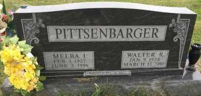 PITTSENBARGER, MELBA IRENE - Gentry County, Missouri | MELBA IRENE PITTSENBARGER - Missouri Gravestone Photos