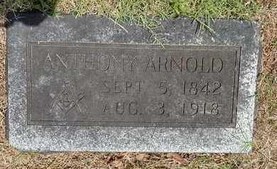 ARNOLD, ANTHONY - Greene County, Missouri   ANTHONY ARNOLD - Missouri Gravestone Photos