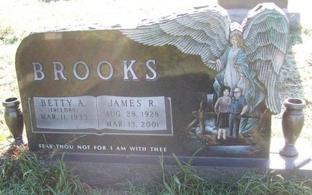 BROOKS, JAMES R. - Greene County, Missouri | JAMES R. BROOKS - Missouri Gravestone Photos