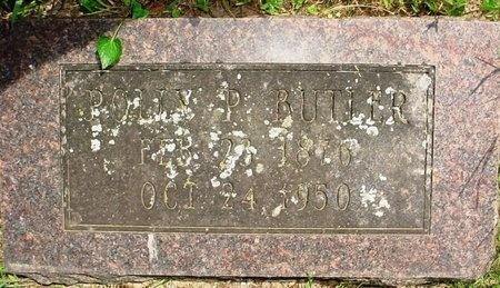BUTLER, POLLY PARALEE - Greene County, Missouri | POLLY PARALEE BUTLER - Missouri Gravestone Photos