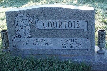 COURTOIS, CHARLES L. - Greene County, Missouri | CHARLES L. COURTOIS - Missouri Gravestone Photos