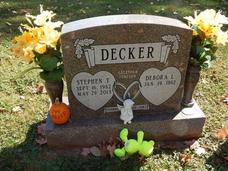 DECKER, STEPHEN T - Greene County, Missouri | STEPHEN T DECKER - Missouri Gravestone Photos