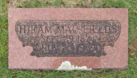 "FIELDS, HIRAM MALCOLM ""MAC"" - Greene County, Missouri   HIRAM MALCOLM ""MAC"" FIELDS - Missouri Gravestone Photos"