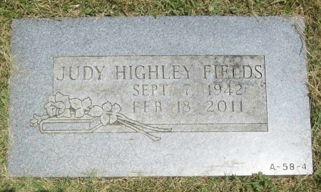 "FIELDS, JUDITH ANN ""JUDY"" - Greene County, Missouri | JUDITH ANN ""JUDY"" FIELDS - Missouri Gravestone Photos"