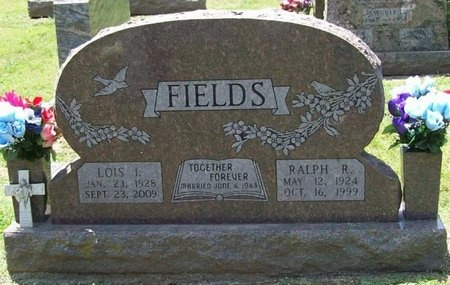 FIELDS, LOIS IVA - Greene County, Missouri | LOIS IVA FIELDS - Missouri Gravestone Photos