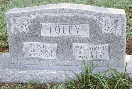 FOLEY, SARAH E. - Greene County, Missouri | SARAH E. FOLEY - Missouri Gravestone Photos