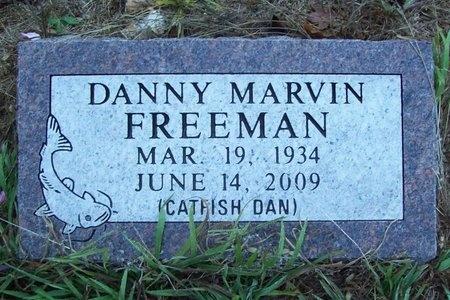 FREEMAN, DANNY MARVIN - Greene County, Missouri   DANNY MARVIN FREEMAN - Missouri Gravestone Photos
