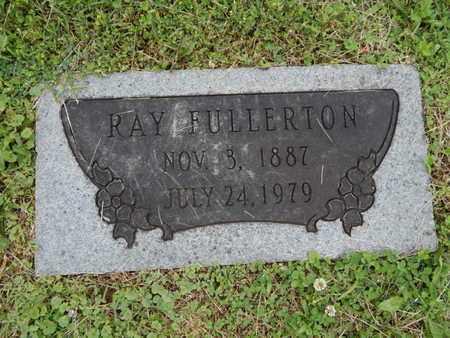 FULLERTON, RAY - Greene County, Missouri | RAY FULLERTON - Missouri Gravestone Photos