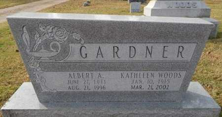 GARDNER, ALBERT A - Greene County, Missouri | ALBERT A GARDNER - Missouri Gravestone Photos