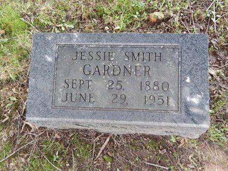 GARDNER, JESSIE - Greene County, Missouri | JESSIE GARDNER - Missouri Gravestone Photos