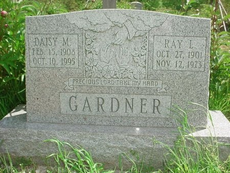 GARDNER, RAY L. - Greene County, Missouri | RAY L. GARDNER - Missouri Gravestone Photos