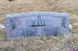 HALL, HELEN - Greene County, Missouri | HELEN HALL - Missouri Gravestone Photos