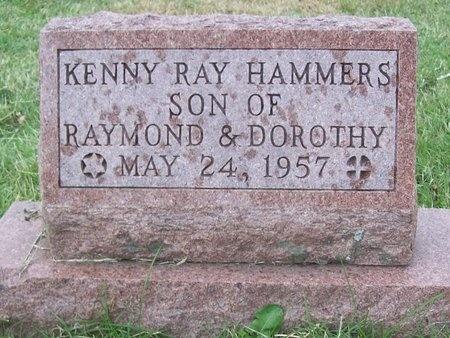 HAMMERS, KENNY RAY - Greene County, Missouri   KENNY RAY HAMMERS - Missouri Gravestone Photos