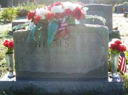 HELMS, NORMAN H. - Greene County, Missouri | NORMAN H. HELMS - Missouri Gravestone Photos