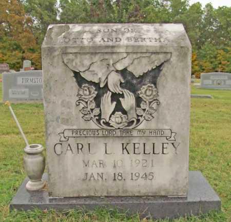 KELLEY, CARL L. (VETERAN WWII-KIA) - Greene County, Missouri | CARL L. (VETERAN WWII-KIA) KELLEY - Missouri Gravestone Photos