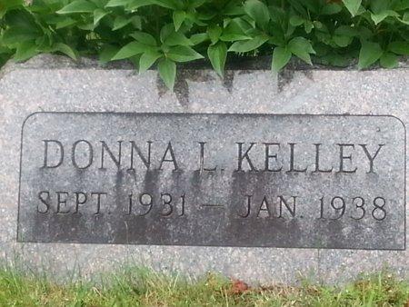 KELLEY, DONNA  L. - Greene County, Missouri   DONNA  L. KELLEY - Missouri Gravestone Photos