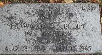 KELLEY, HOWARD C - Greene County, Missouri | HOWARD C KELLEY - Missouri Gravestone Photos