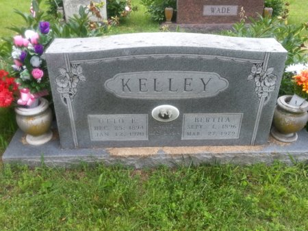 FIELDS KELLEY, BERTHA L. - Greene County, Missouri | BERTHA L. FIELDS KELLEY - Missouri Gravestone Photos