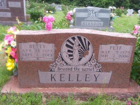 "KELLEY, ORVILLE EDWARD ""PETE"" - Greene County, Missouri | ORVILLE EDWARD ""PETE"" KELLEY - Missouri Gravestone Photos"