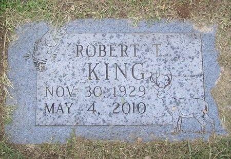 KING, ROBERT T. - Greene County, Missouri | ROBERT T. KING - Missouri Gravestone Photos