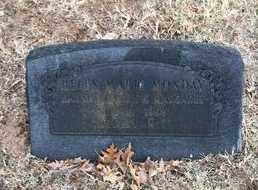 MONDAY MONDAY, HELEN MARIE - Greene County, Missouri | HELEN MARIE MONDAY MONDAY - Missouri Gravestone Photos