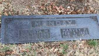 MONDAY, HARVEY F. - Greene County, Missouri | HARVEY F. MONDAY - Missouri Gravestone Photos