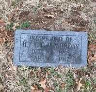 MONDAY MONDAY, INFANT - Greene County, Missouri | INFANT MONDAY MONDAY - Missouri Gravestone Photos