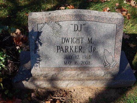 PARKER, DWIGHT M JR - Greene County, Missouri | DWIGHT M JR PARKER - Missouri Gravestone Photos