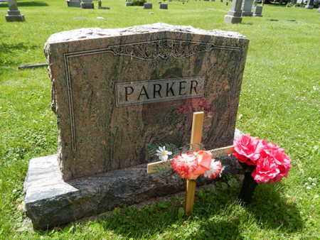 PARKER, FAMILY STONE - Greene County, Missouri | FAMILY STONE PARKER - Missouri Gravestone Photos