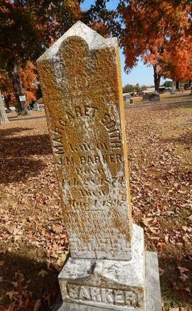 PARKER, MARGARET EDITH - Greene County, Missouri | MARGARET EDITH PARKER - Missouri Gravestone Photos