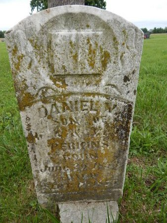 PERKINS, DANIEL V - Greene County, Missouri | DANIEL V PERKINS - Missouri Gravestone Photos
