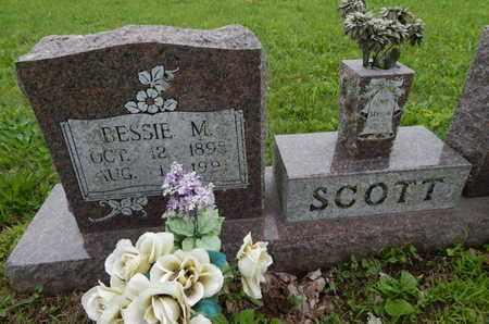 SCOTT, BESSIE M - Greene County, Missouri | BESSIE M SCOTT - Missouri Gravestone Photos