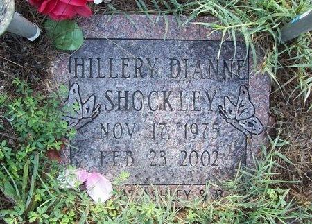 SHOCKLEY, HILLERY DIANNE - Greene County, Missouri | HILLERY DIANNE SHOCKLEY - Missouri Gravestone Photos