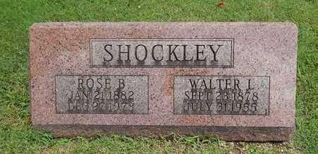 SHOCKLEY, ROSE B - Greene County, Missouri | ROSE B SHOCKLEY - Missouri Gravestone Photos