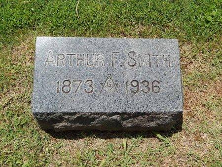 SMITH, ARTHUR F - Greene County, Missouri | ARTHUR F SMITH - Missouri Gravestone Photos