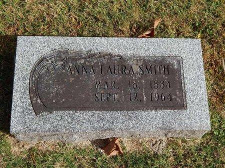 SMITH, ANNA LAURA - Greene County, Missouri | ANNA LAURA SMITH - Missouri Gravestone Photos