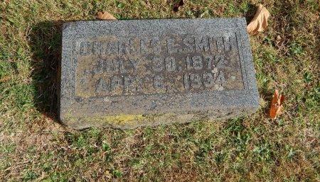 SMITH, CHARLES E - Greene County, Missouri | CHARLES E SMITH - Missouri Gravestone Photos