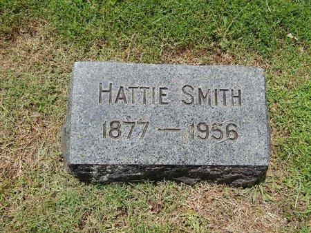 SMITH, HATTIE - Greene County, Missouri | HATTIE SMITH - Missouri Gravestone Photos